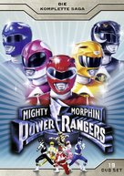 """Mighty Morphin' Power Rangers"" - German Movie Cover (xs thumbnail)"