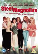 Steel Magnolias - British DVD cover (xs thumbnail)