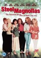 Steel Magnolias - British DVD movie cover (xs thumbnail)