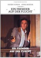 Stranger on the Run - German Movie Cover (xs thumbnail)