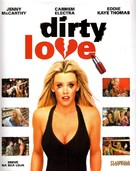 Dirty Love - Brazilian Blu-Ray cover (xs thumbnail)