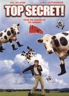 Top Secret - DVD cover (xs thumbnail)
