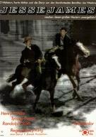 Jesse James - German Movie Poster (xs thumbnail)