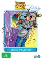 """""""Inspector Gadget"""" - Australian DVD cover (xs thumbnail)"""