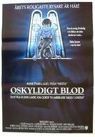 Innocent Blood - Swedish Movie Poster (xs thumbnail)