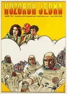Capricorn One - Czech Movie Poster (xs thumbnail)
