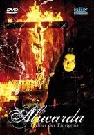 Alucarda, la hija de las tinieblas - German DVD cover (xs thumbnail)