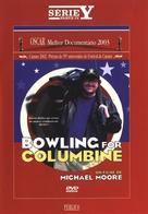 Bowling for Columbine - Brazilian DVD cover (xs thumbnail)