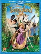 Tangled - Blu-Ray movie cover (xs thumbnail)