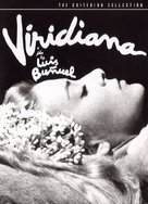 Viridiana - DVD cover (xs thumbnail)