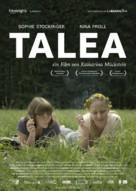 Talea - Austrian Movie Poster (xs thumbnail)