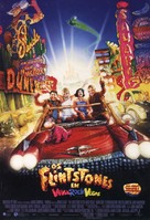 The Flintstones in Viva Rock Vegas - Brazilian Movie Poster (xs thumbnail)