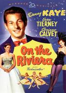 On the Riviera - DVD cover (xs thumbnail)