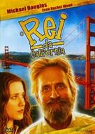 King of California - Brazilian DVD movie cover (xs thumbnail)