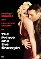 The Prince and the Showgirl - DVD movie cover (xs thumbnail)