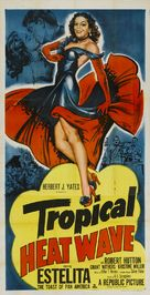 Tropical Heat Wave - Movie Poster (xs thumbnail)