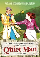 The Quiet Man - DVD movie cover (xs thumbnail)