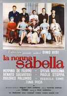 La nonna Sabella - Italian Movie Poster (xs thumbnail)
