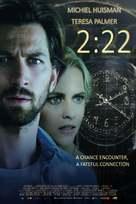 2:22 - Danish Movie Poster (xs thumbnail)