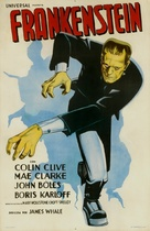 Frankenstein - Argentinian Movie Poster (xs thumbnail)