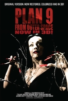 Plan 9 from Outer Space - Re-release movie poster (xs thumbnail)