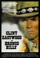 Bronco Billy - Swedish Movie Poster (xs thumbnail)