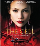 The Cell - Blu-Ray cover (xs thumbnail)