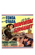 Immortal Sergeant - Movie Poster (xs thumbnail)