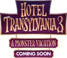 Hotel Transylvania 3: Summer Vacation - Logo (xs thumbnail)