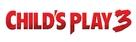 Child's Play 3 - Logo (xs thumbnail)