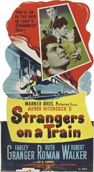 Strangers on a Train - poster (xs thumbnail)