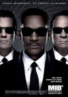 Men in Black 3 - Estonian Movie Poster (xs thumbnail)