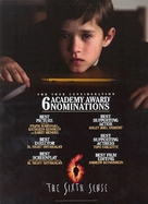 The Sixth Sense - For your consideration movie poster (xs thumbnail)
