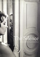Tystnaden - DVD movie cover (xs thumbnail)