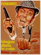 Blague dans le coin - French Movie Poster (xs thumbnail)
