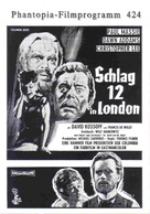 The Two Faces of Dr. Jekyll - German poster (xs thumbnail)