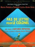 Coronel no tiene quien le escriba, El - French Movie Poster (xs thumbnail)