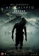 Apocalypto - Danish Movie Cover (xs thumbnail)
