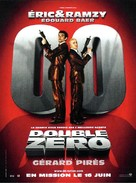 Double Zero - French Movie Poster (xs thumbnail)