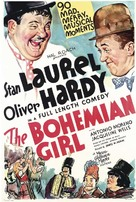 The Bohemian Girl - Movie Poster (xs thumbnail)
