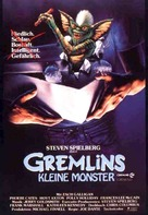 Gremlins - German Movie Poster (xs thumbnail)