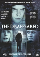 The Disappeared - German Movie Cover (xs thumbnail)