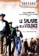Gunman's Walk - French Movie Cover (xs thumbnail)