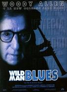 Wild Man Blues - Spanish Movie Poster (xs thumbnail)