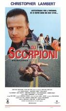 The Road Killers - Italian Movie Poster (xs thumbnail)