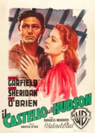 Castle on the Hudson - Italian Movie Poster (xs thumbnail)