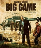 Big Game - Blu-Ray movie cover (xs thumbnail)