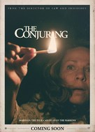 The Conjuring - British Movie Poster (xs thumbnail)