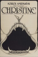 Christine - Polish Movie Poster (xs thumbnail)