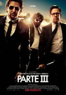 The Hangover Part III - Portuguese Movie Poster (xs thumbnail)